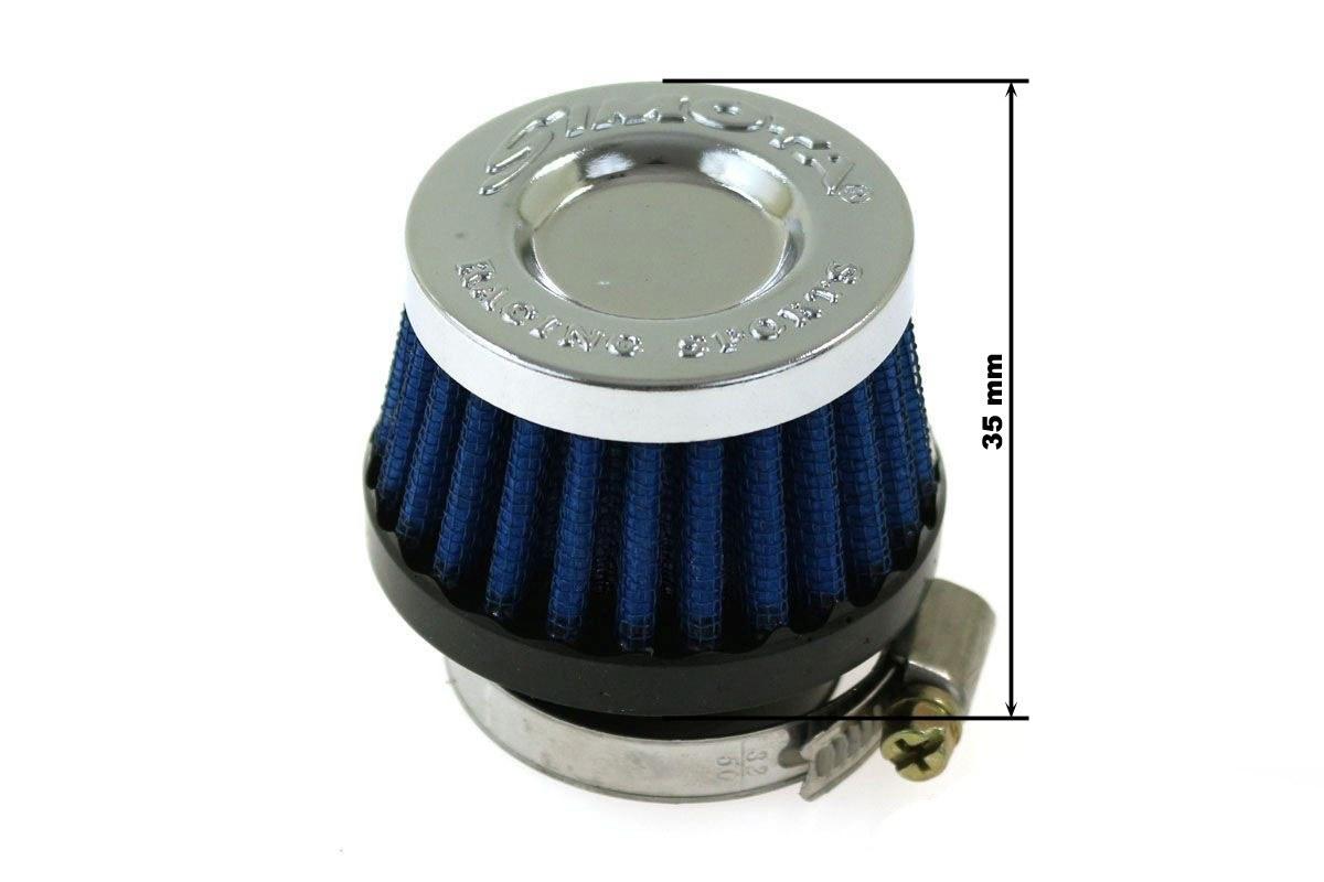 Moto Filtr stożkowy SIMOTA 42mm JAU-MC23238-21 - GRUBYGARAGE - Sklep Tuningowy
